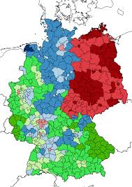 Lutheran And Catholic Differences Chart Religion In Germany Wikipedia