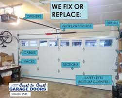 replace garage doorGarage Door Repair Vancouver WA  Coast To Coast Garage Doors