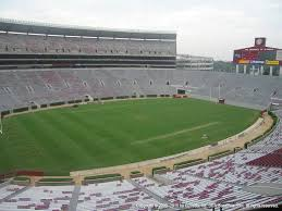 Bryant Denny Stadium View From Section U2 P Vivid Seats