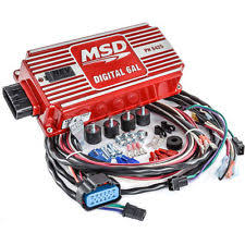 msd ignition system msd 6al ignition box msd digital 6al rev limiter shipping sbc bbc sbf