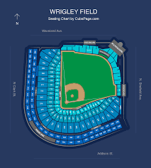 Cubs 1914 Club Seating Chart 27 Systematic Ewriglwy Field Seating Chart