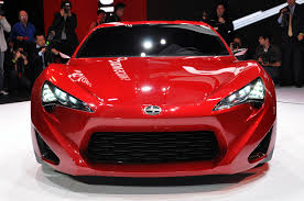 Automotive Auto: 2013 New Scion FR-S Wallpapers