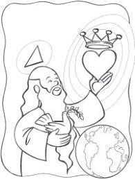Disegni Da Colorare Preghiera Disegno Manipregare1 Categoria