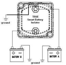 true smart dual battery isolator sbi volt battery isolator installation schematics sbi isolator installation