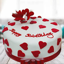 Buy Happy Birthday Cake Online Get Same Day Mid Night Delivery