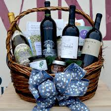napa valley executive gift basket