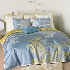 gallery of blue yellow comforter