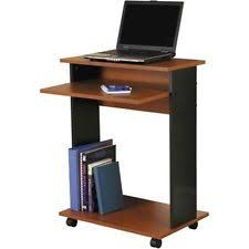 computer desk small. small student computer desk rolling mobile workstation laptop cart office new