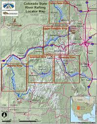 colorado state river locater map