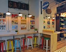 bar interiors design 2. Fine Design Gino Du0027Acampo My Pasta Bar In Interiors Design 2 O
