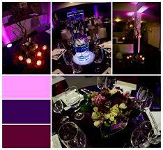 Eggplant Fuchsia Red Wedding Events Expos Jen S Blossoms Blog