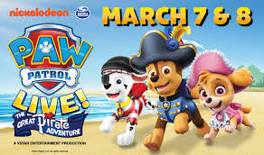 Paw Patrol Live Extramile Arena Official Site