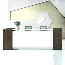 front desk designs modern front desk sterling modern reception desk with glass post salon front front desk