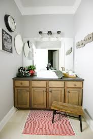 Refinish Bathroom Vanity Top How To Refinish A Bathroom Vanity Bower Power