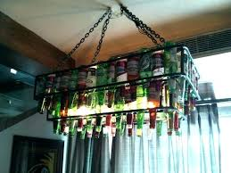 plastic bottle chandelier bottles chandeliers style recycle furniture cha