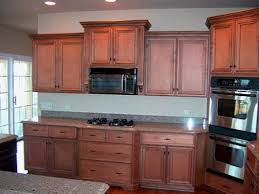 Kitchen Cabinets Stain Should I Stain My Kitchen Cabinets Kitchen Popular Again Wood
