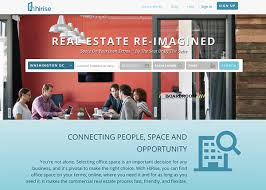 online office space. hirise u2013 which launches today in washington dc is the first online transactional marketplace for commercial real estate allowing tenants and office space