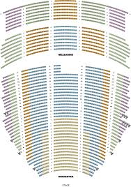 El Rey Theatre Seating Chart Seating Chart