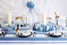 Turquoise And White Wedding Decorations Nautical Themed Wedding Ideas Bridalguide