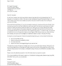 Cover Letter For Grant Proposal Sample Funding Proposal Cover Letter ...