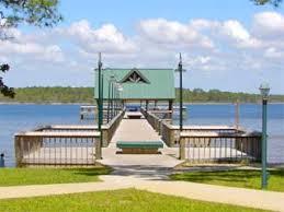 Tide Chart Orange Beach Alabama Orange Beach Waterfront Park Wolf Bay Swim Guide