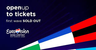 Wave Seating Chart Tickets For Eurovision 2020 In Rotterdam Eurovision Song
