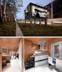 Small Picture 30 Tiny Homes That Make The Most Of A Little Space Architecture