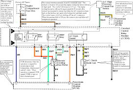 pcm engine diagram mustang faq wiring engine info veryuseful com mustang tech engine images mustang 94 95 ccrm ac