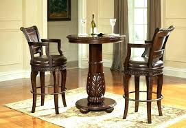 small round bistro table small pub table bar table and chairs for innovative small round small round bistro table pub