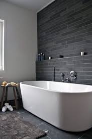 cool bathrooms. Fine Cool Black Subway Tile Bathtub Cool Bathrooms Ideas With E