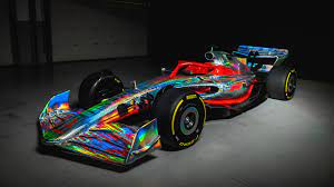 10 things you need to know about the all-new 2022 F1 car
