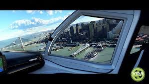 microsoft flight simulators world is