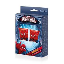 <b>Bestway Нарукавники</b> для плавания 23х15 см <b>Spider</b>-<b>Man</b>, арт ...