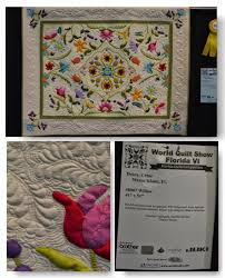 Crooked Stitches: World Quilt Show - Florida VI & Here are a few of my favorites from the show, hopefully you can read the  info cards (if you click on the photo it should enlarge): Adamdwight.com