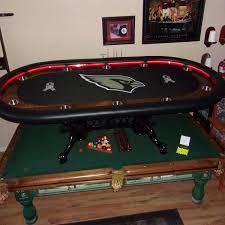 custom poker tables. 8\u2032, 10 Player \u201cCards\u201d Table Custom Poker Tables I