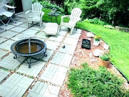 patio blocks home depot landscaping