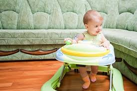 Is It Safe To Use Baby Walkers?