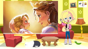 Princess Rapunzel\u0027s Story For Little Kids, Tangled Fairy Tales and ...