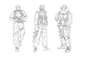 Small Picture 16 Images of Call Of Duty Modern Warfare 2 Coloring Pages Call