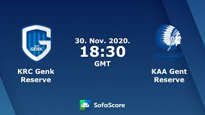 KRC Genk Reserve KAA Gent Reserve Live Ticker und Live Stream - SofaScore