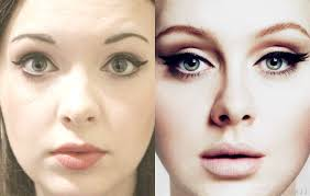 create adele s clic makeup look free tutorial with pictures on how to create an eye