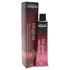 Loreal Professional Hair Color Chart Majirel Loreal Professional Majirel 8 1 Light Ash Blonde 1 7 Oz Hair Color