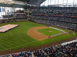 Miller Park Seating Chart Miller Park Section 433 Home Of Milwaukee Brewers