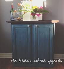 Kitchen Sideboard Diy Sideboard Old Kitchen Cabinet Makeover The Unfinished Project