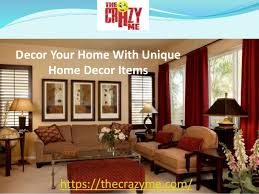 Small Picture Decor your home with unique home decor items