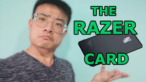 The last things i ordered were just a couple weeks ago. The New Razer Prepaid Card Singapore Best Cashback Card Youtube
