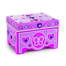 Melissa And Doug Decorate Your Own Jewelry Box Jewelry Box Decorating With Stickers Caymancode 41