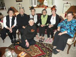 meet the las of the round table the members of central city s round table social club
