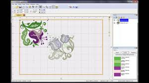 Embroidery Design App How To Combine Embroidery Designs In Embrilliance Essentials Software