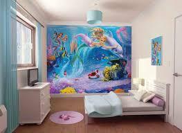 mermaids wallpaper mural
